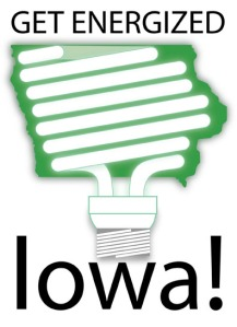 Get Energized Iowa! logo